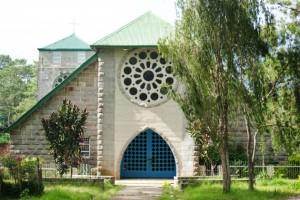 Church of St. Mary the Virgin Sagada Mountain Province