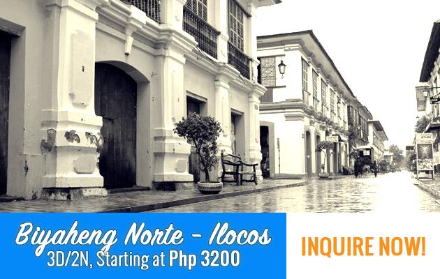 Biyaheng Norte – Ilocos
