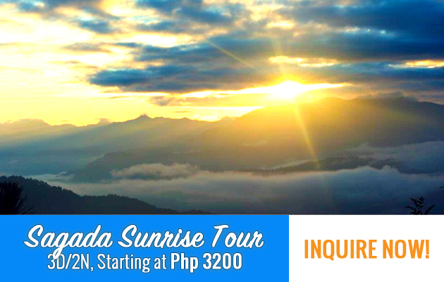Sagada Sunrise Tour