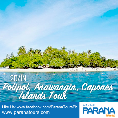 Capones Island Tour Package