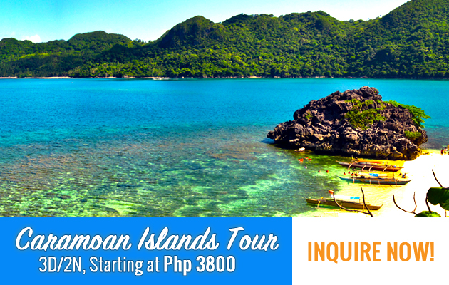 Caramoan Islands Tour